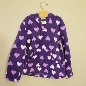 2/$15 Crazy 8  fleece sweatshirt